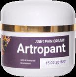 Artropant - crema de durere și inflamație la nivelul articulațiilor
