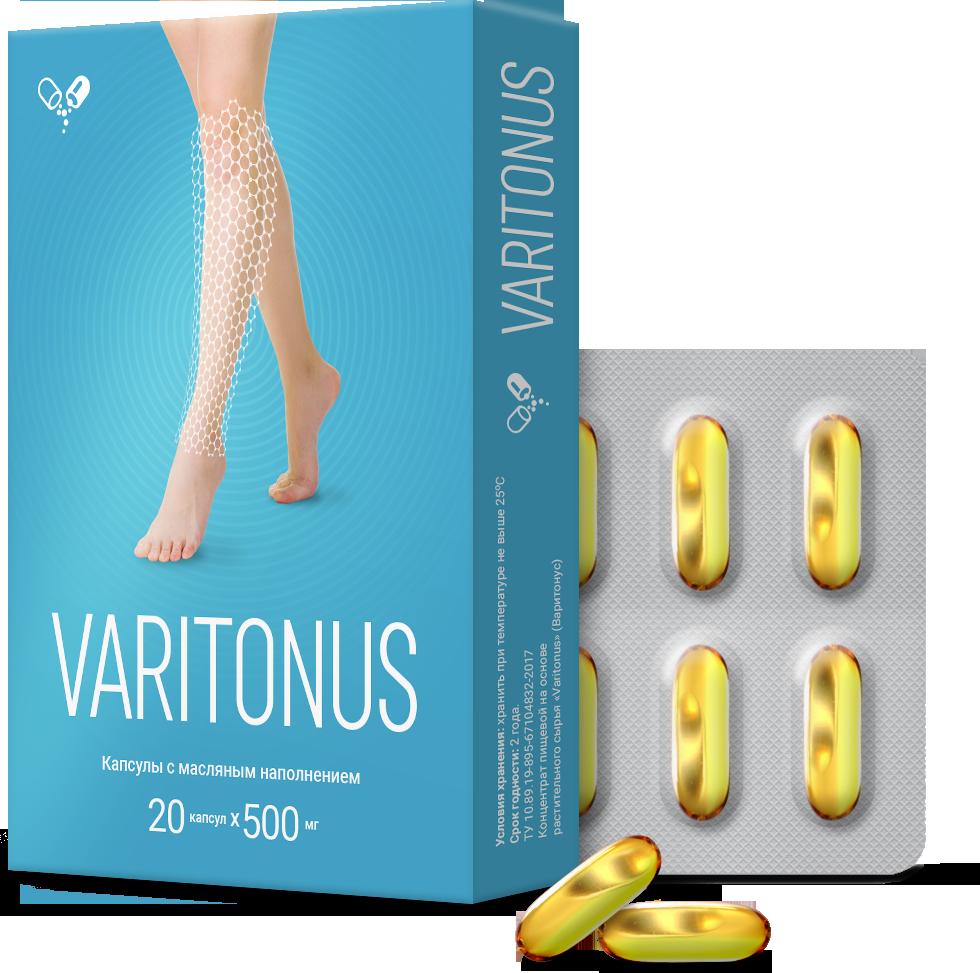 Varitonus от варикоза в Туле
